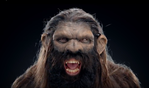Celebrity Marketing Sebastien Chabal dans la pub de TVLowCost pour Evolupharm